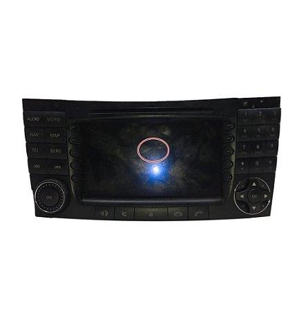 Radio Multimídia Mercedes Cls500 350 W219 W211 A2118202197