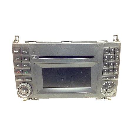 Rádio AM/FM Mercedes Benz B-CLASS (W245) 2009 A1698705794