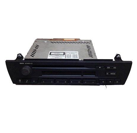 Radio CD Player BMW X3 E83 2008 Original 65129146710