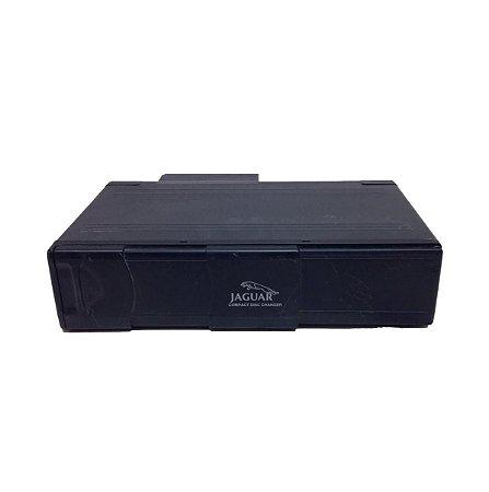 Rádio Comutador CD Jaguar XJ (X350) 2005 1X4318C830AD