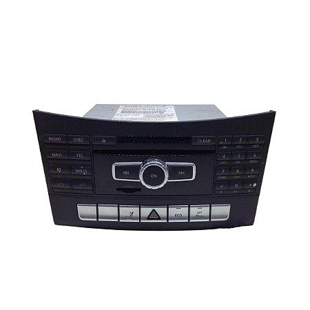 Rádio Navegação Mercedes W212 E 220 CDI 125 2003 A2129006423