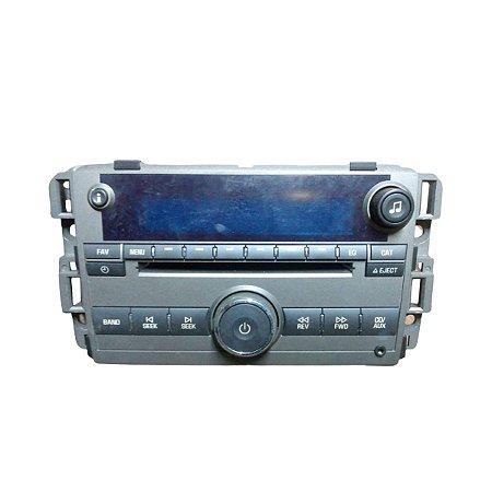 Rádio Player Som GM Captiva Sport 2012 1230003950A101