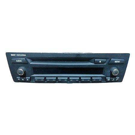 Rádio BMW X1 E84 SDrive 20 D 2009 65129226392