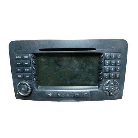Rádio CD Player Mercedes M-Class (W164) 2008 A1648705489