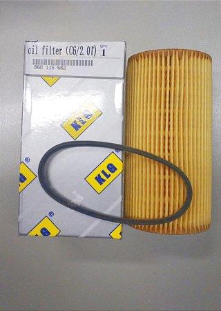 Filtro De Oleo Jetta 2.5  REFIL 06d115562 KLG