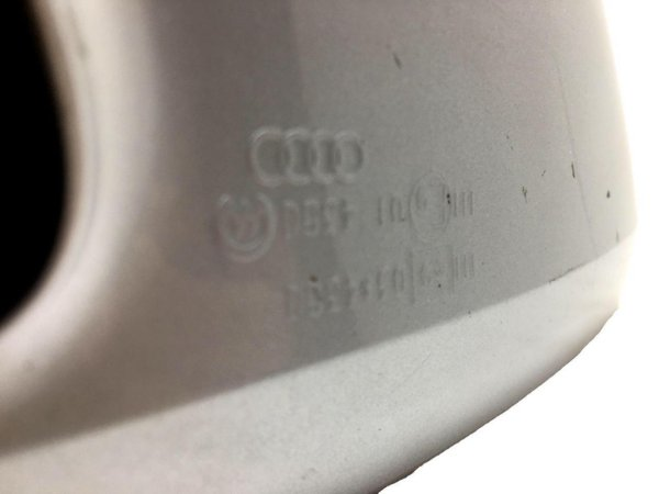 Retrovisor Completo Esquerdo Audi TT 07/14  8J0857501AGRU