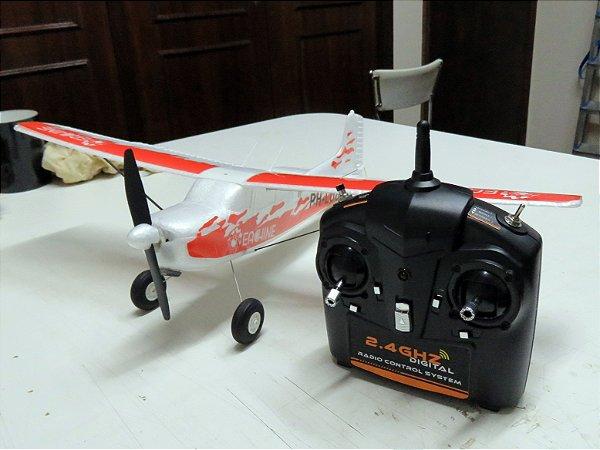 Mini Cessna 550mm   Usado apenas para review