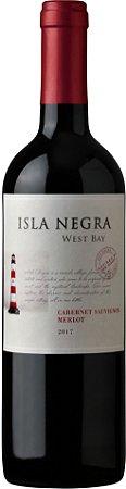 Vinho Tinto Isla Negra West Bay Cab. Sauvignon/Merlot 750ml