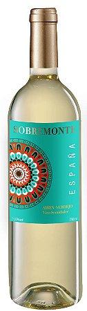 Vinho Branco Sobremonte Demi Sec Airen/Verdejo 750ml