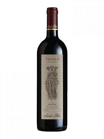 Vinho Tinto Triple C Cabernet Franc Santa Rita 750ml