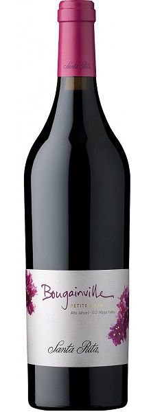 Vinho Tinto Santa Rita 750ml Bougainville Petite Sirah Santa Rita 750ml
