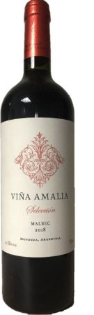 Vinho Tinto Viña Amalia Selection Malbec 750ml