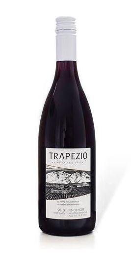 Vinho Tinto Trapézio Vineyard Pinot Noir 750ml