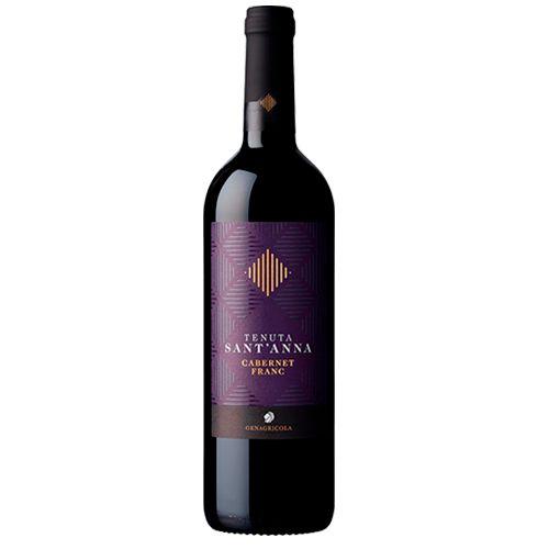 Vinho Tinto Tenuta Sant´Anna Cabernet Franc 750ml