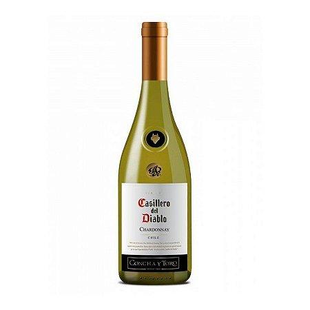 Vinho Branco Casillero Del Diablo Reserva Chardonnay 750ml