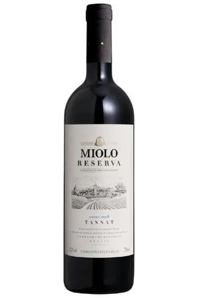 Vinho Tinto Miolo Reserva Tannat 750ml