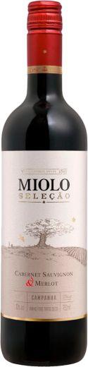 Vinho Tinto Miolo Seleção Cabernet/Merlot 750ml