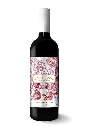Vinho Tinto La Baronne Tempranillo 750ml