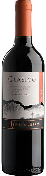 Vinho Tinto Ventisquero Clasico Carmenere 750ml