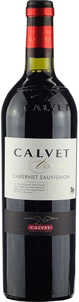 Vinho Tinto Calvet Varietals Cabernet Sauvignon 750ml