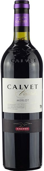 Vinho Tinto Calvet Varietals  Merlot 750ml