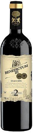 Vinho Tinto Benedictum III Seleccion 2 Anos 750ml