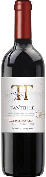Vinho Tinto Tantehue Cabernet Sauvignon 750ml