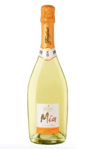 Espumante Freixenet Mía Moscato Fruity & Sweet 750ml