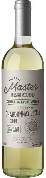 Vinho Branco The Grill Master Fan Club 750ml