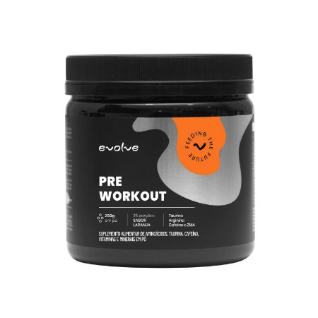 Pre Workout - Evolve