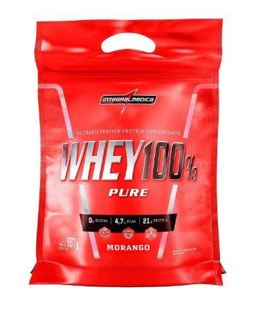 Super Whey 100% Pure - Refil