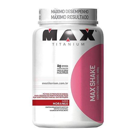 Max Shake