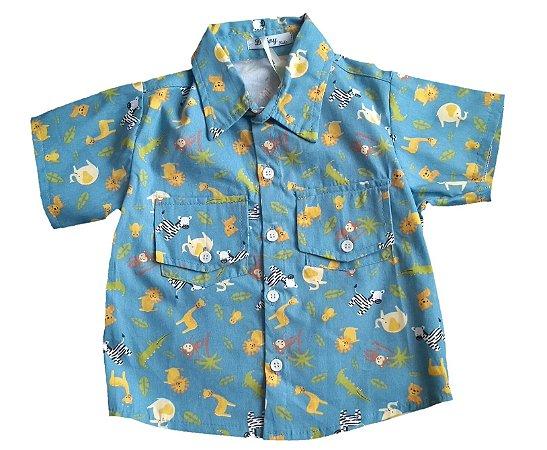 Camisa Safari