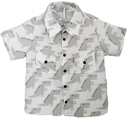 Camisa Dino Branco