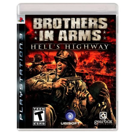 Brothers in Arms: Hell's Highway (Usado) - PS3