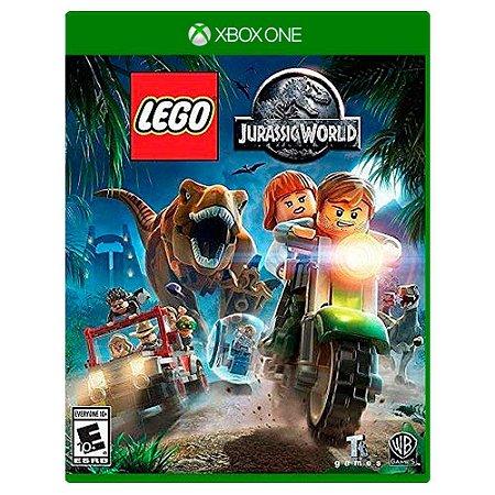 Lego Jurassic World (Usado) - Xbox One