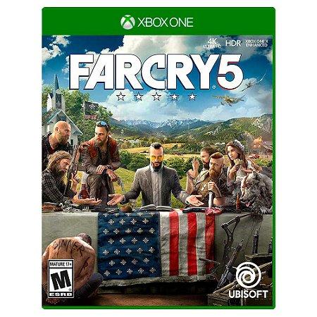 Far Cry 5 (Usado) - Xbox One
