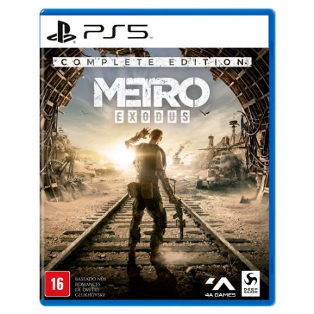Metro Exodus: Complete Edition - PS5