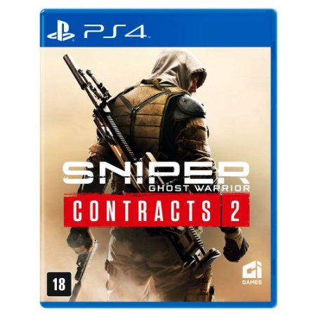 Sniper Ghost Warrior Contracts 2 - PS4