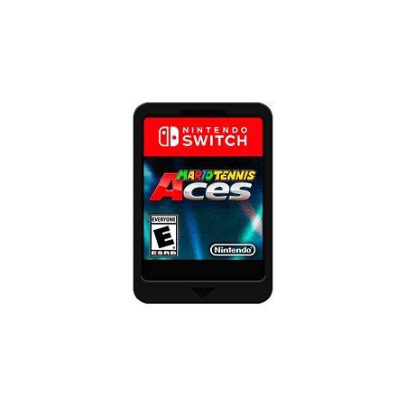 Mario Tennis Aces (SEM CAPA) (Usado) - Switch