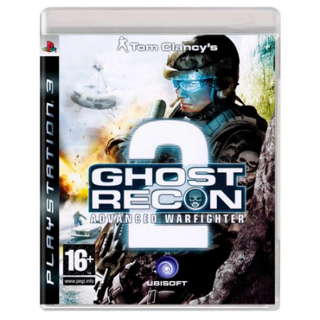 Tom Clancy's Ghost Recon 2 Advanced Warfighter (Usado) - PS3