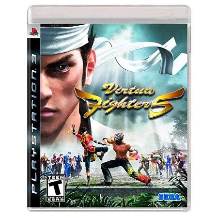 Virtua Fighter 5 (Usado) - PS3