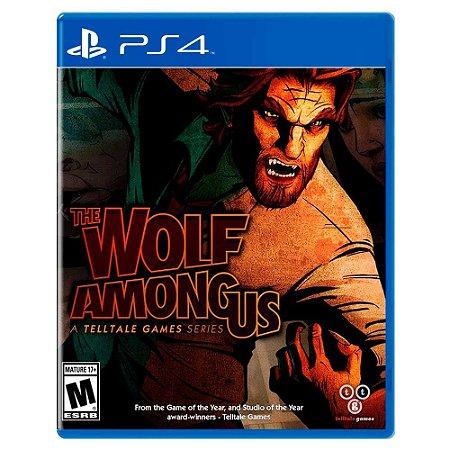 The Wolf Among Us (Usado) - PS4