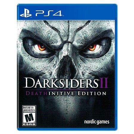 Darksiders II Deathinitive Edition - PS4