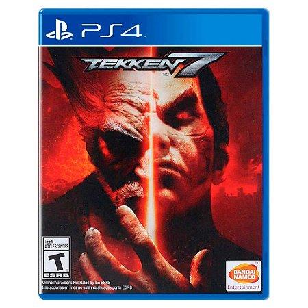 Tekken 7 (Usado) - PS4