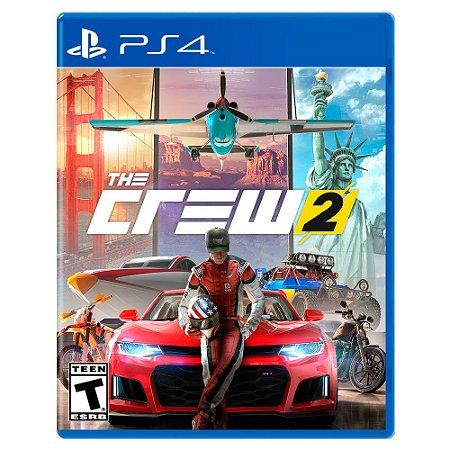 The Crew 2 (Usado) - PS4