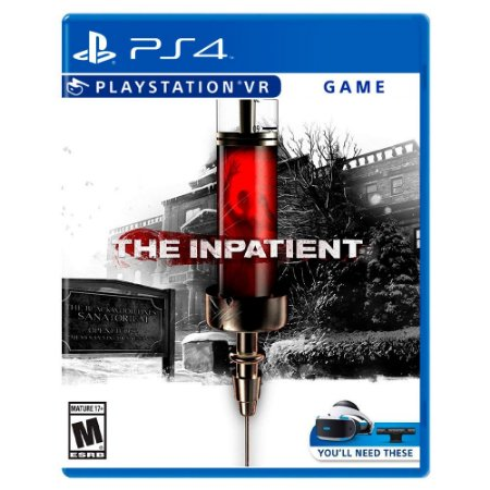 The Inpatient (Usado) - PS4