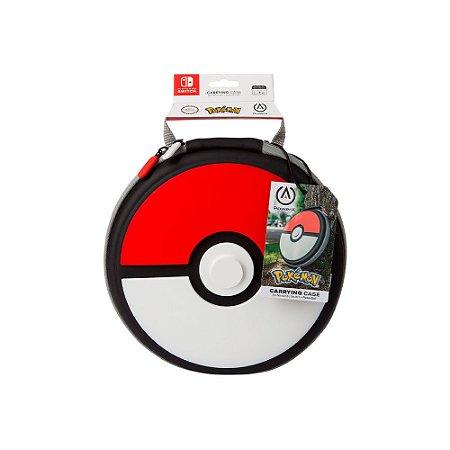 Carrying Case PowerA para Nintendo Switch - Poké Ball