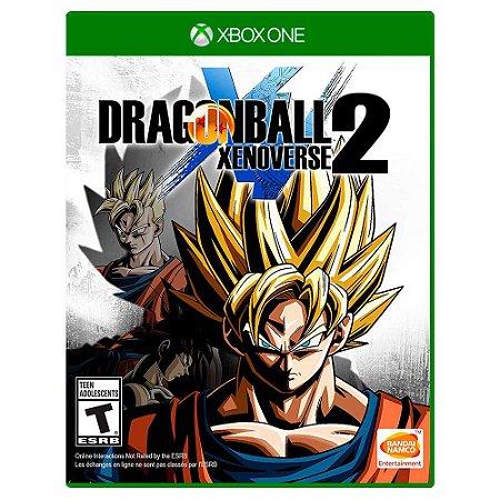 Dragon Ball Xenoverse 2 (Usado) - Xbox One
