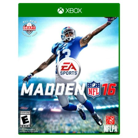 Madden NFL 16 (Usado) - Xbox One